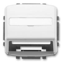 Kryt zásuvky Tango pro nosné masky 5014A-A100 B bílý
