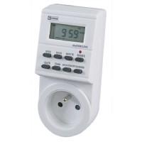 Spínací hodiny digitální do zásuvky TS-EF1