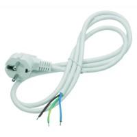 Flexo kabel 2m/3x1 bílá šňůra/PVC