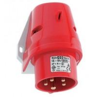 Vidlice Bals 242001 5x16A/380V IP44 nástěnná
