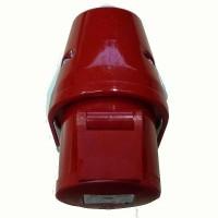 Zásuvka 380V Bals 100 5x16A/380V IP44 na omítku