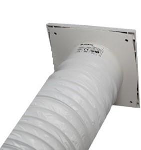 Použití s flexi pvc potrubím