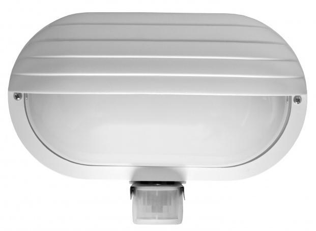 Venkovní svítidlo se senzorem Neptun 2 WHST69-BI bílé