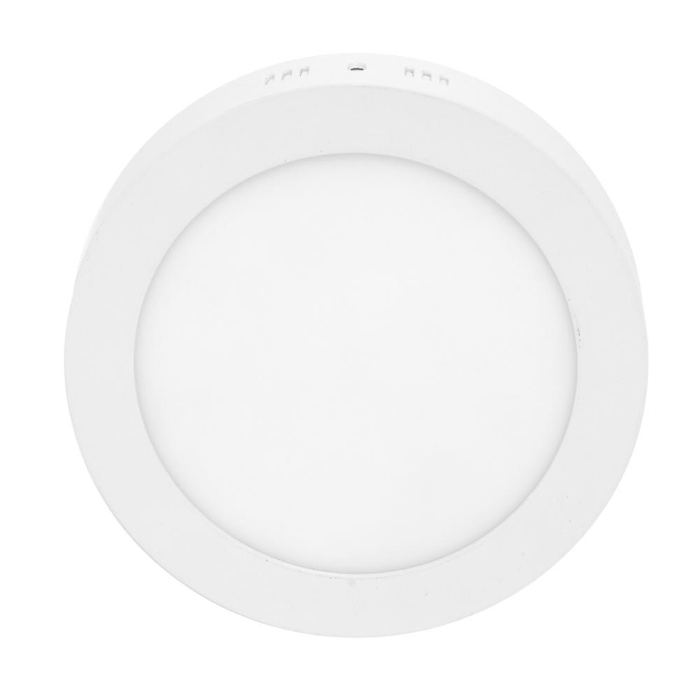 LED stropní osvětlení LADA 2, 12W / WW teplá bílá