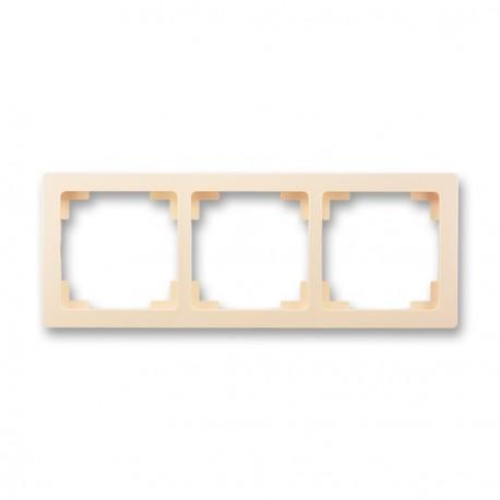 Rámeček Swing L , trojnásobný ABB, 3901J-A00030 C1