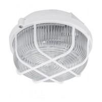Svítidlo Kruh 100W E27 IP44 SKP-100/B, bílá