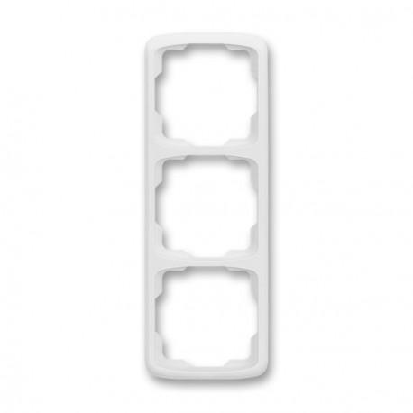 Rámeček ABB TANGO 3901A-B31 B trojnásobný svislý