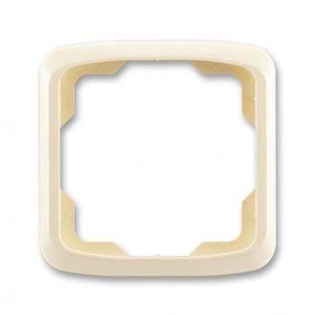 Rámeček ABB TANGO 3901A-B10 C jednonásobný