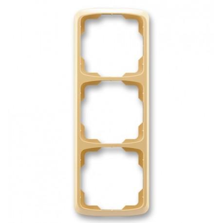 Rámeček ABB TANGO 3901A-B31 D trojnásobný svislý