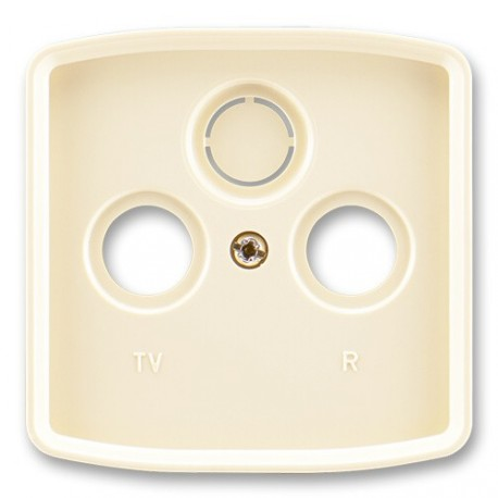 Kryt televizní zásuvky ABB Tango 5011A-A00300 C slonová kost