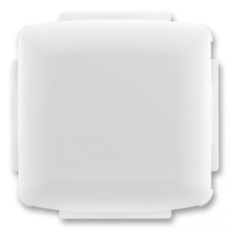 Kryt zaslepovací ABB Tango 3902A-A001 B bílý