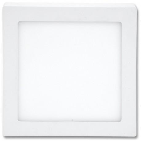 LED stropní osvětlení RAFA 2, 18W / CW bílá