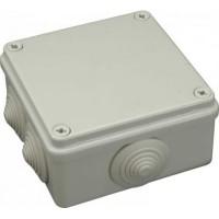 Instalační Krabice S-BOX 106 průchodky 100x100x50