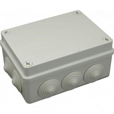 Instalační Krabice S-BOX 406 průchodky 190x140x70