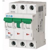 Elektrický jistič 6A třífázový PL7-6/3/C 6A Eaton