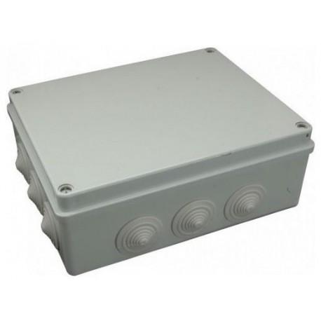 Instalační Krabice S-BOX 506 průchodky 240x190x90