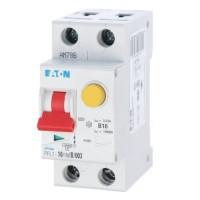 Kombinace jistič-proudový chránič Eaton PFL7-10/1N/B/003