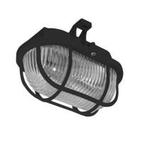 Svítidlo OVAL SOP-60/C 60W, černá