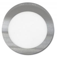 LED panel CSL LADA 2, 12W / CW - chrom
