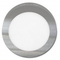 LED panel CSL LADA 2, 18W / CW - chrom