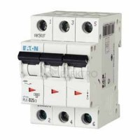Jistič JISTIC PL6-B25/3  Eaton