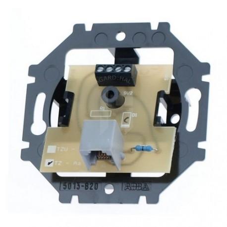 Přístroj - telefonní zásuvka ABB 5013U-A00103