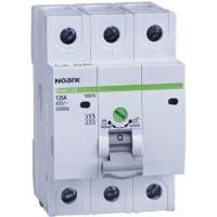 Hlavní vypínač 40A Noark Ex9I125 3P 40A