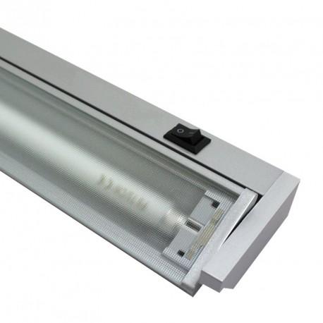 Osvětlení kuchyňské linky svítidlo GANYS TL2016-13 13W - stříbrné