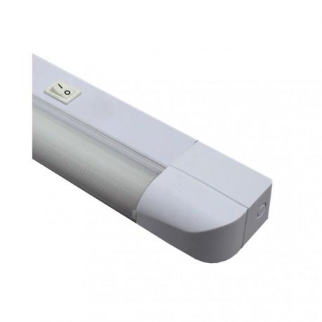 Zářivkové osvětlení svítidlo CAPRI TL3011-1x18W, bílé