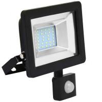 LED reflektor s čidlem, SMD, 20W