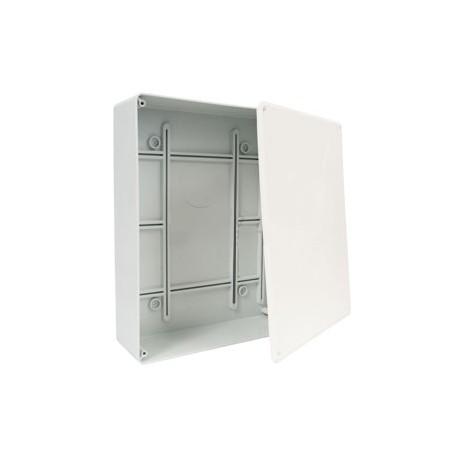 Krabice elektroinstalační KT 250 s víčkem
