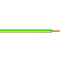 Vodič H07V-U (CY) 1,5 zelenožlutý