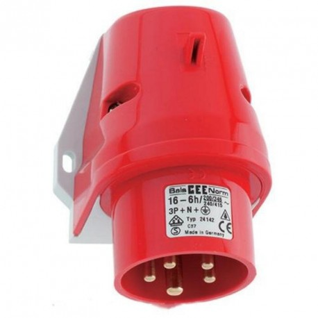 vidlice Bals 242002 5x32A/380V IP44 nástěnná