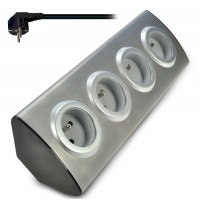 Solight prodlužovací přívod 4 zásuvky