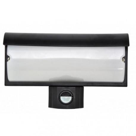 LED svítidlo s čidlem pohybu W9 NW, černá