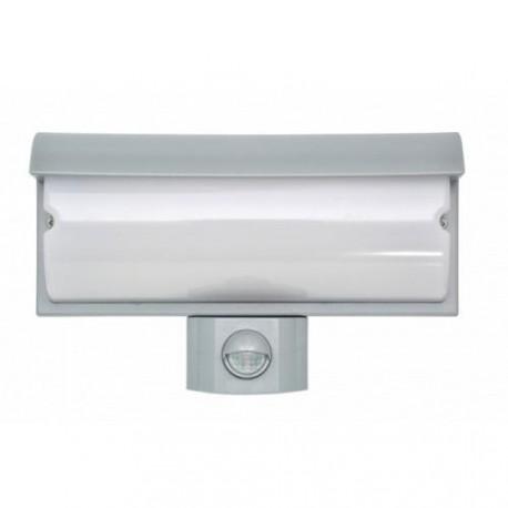 LED svítidlo s čidlem pohybu W9 NW, stříbrná