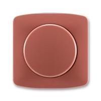 Kryt stmívače TANGO 3294A-A123 R2 vřesově červený