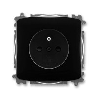 Zásuvka ABB TANGO 5519A-A02357 N černá
