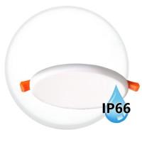 LED panel do koupelny IP66, Roxy 11W