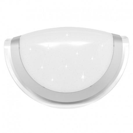 Půlkruhové svítidlo Arion 10W s efektem hvězdné oblohy