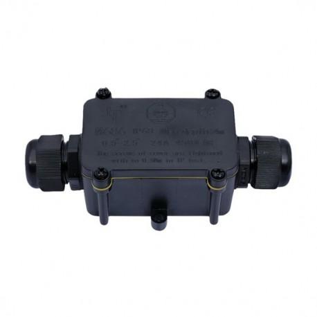 Solight voděodolná propojovací krabička WW003 3x2,5mm2, IP68