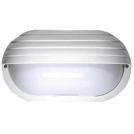 Venkovní svítidlo nástěnné OVAL Neptun WH2606-BI bílá