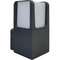 Nástěnné venkovní hliníkové LED svítidlo TAXUS-S 20 6W NW
