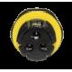 Solight kabelová vodotěsná spojka mini WW001 3x1 mm2, IP68