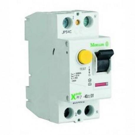 Kombinace jistič-proudový chránič Eaton PFL7- 6/1N/B/003