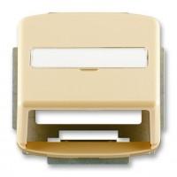 Kryt zásuvky Tango pro nosné masky 5014A-A100 D béžový