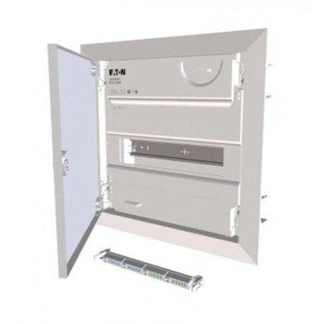 Rozvaděč s kovovými dvířky 12 modulů EATON KLV-12UPS-F