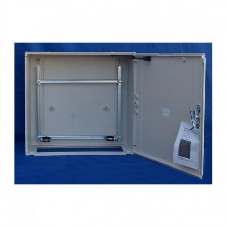 Plynoměrová skříň DCK APZ/NV-7-C-2 plastová