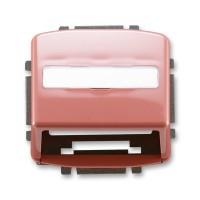 Kryt zásuvky Tango pro nosné masky 5014A-A100 R2 vřesově červený