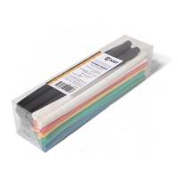 Sada smršťovacích bužírek Thermomix - 34ks různé barvy